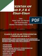 7.1 Pa Bab b Elaun-elaun Dalam Perkhidmatan