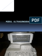 Bimbingan Ultrasonography Rieke