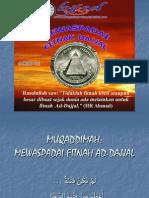 01). Mewaspadai Fitnah Dajjal - Ust Ihsan Tandjung