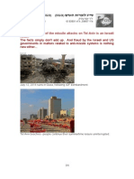 2014-07-13 What part of the missile attacks on Tel Aviv is an Israeli hoax?
