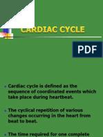 Cardiac Cycle.