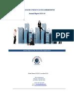 KNUC Annual Report 2013