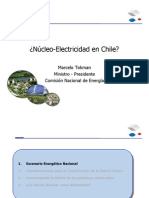 Nucleo Electric Id Ad en Chile Ministro Tokman