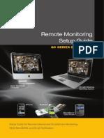 QC - Remote Monitoring Setup Guide