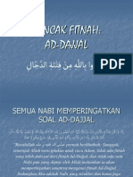 07). Puncak Fitnah Dajjal - Ust Ihsan Tandjung