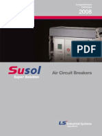 Susol Air Circuit Breakers