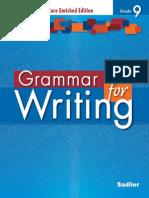 Grammar Textbook - Grade 9