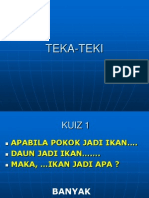 TEKA-TEKI