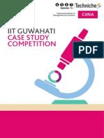 CIMA Case Study-IIT Guwahati