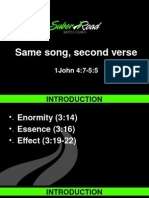 Same Song, Second Verse