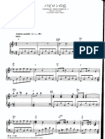 Joe Hisaishi Piano Stories III