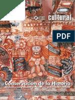Caceta Cultural Del Perú - Conservación de La Historia
