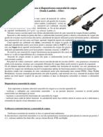 Prezentarea Si Diagnosticarea Senzorului de Oxigen Sonda Lambda 4 Fire