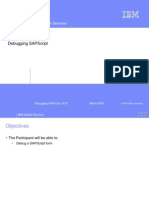 Chapter 07_Debugging SAPScripts