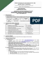 Pengumuman Dan Persyaratan PTT 092013
