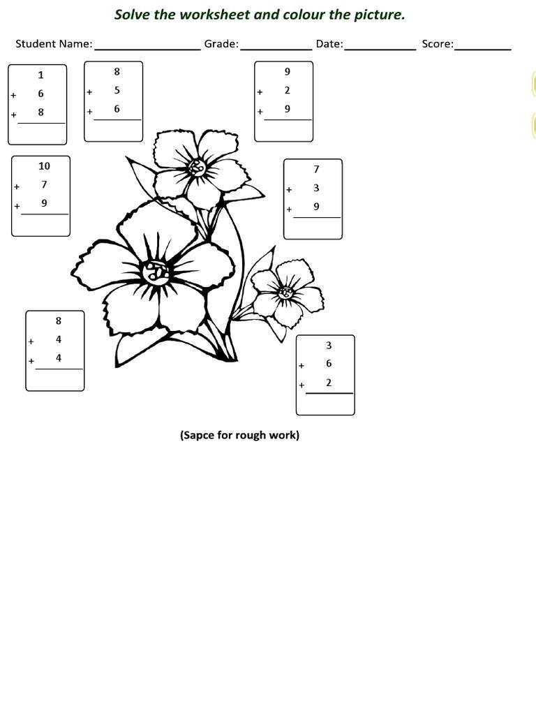 Additon subtraction printable worksheets math olympiad grade 1