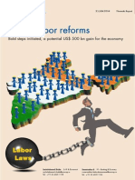 India Labor Reforms - Axis