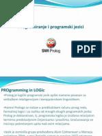 Programiranje i Programski Jezik Prolog Predavanja KG