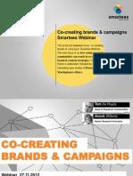 Co Creatingbrandscampaigns