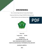 REFERAT Drowning Taufiqurrohman