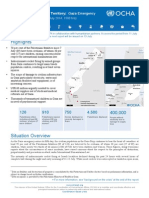 Hostilities in Gaza and Israel, UN Situation Report as of 12 July 2014