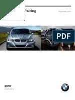 BMW Bluetooth Pairing