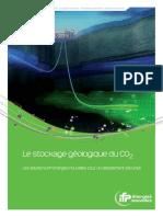 Stockage Geologique Du CO2 Les Solutions IFPEN (1)