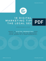 18 Digital Marketing Tools for Legal Sector