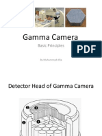Basic Principle of Gamma Camera (Detector Head)