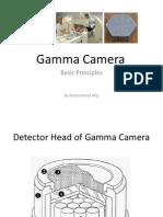 Basic Principle of Gamma Camera (Detector Head)