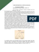 2. Teoria Como Método de Las Ciencias Sociales