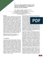 Didik Wahjudi-Impact of QMPs on Business Performance-A Research Model Development