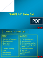 Sales call 2.ppt