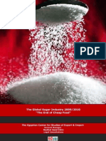 Global Sugar Industry Report 2010