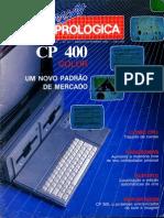 Geracao Prologica Ano II No. 14 1985-08 Editele BR Pt
