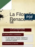 Pp de Filosofia Renacentista