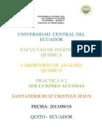 Practica 2 Analisis Quimico