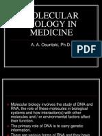 Molecular Biology in Medicine.2014