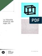 Avrum Stroll. La Filosofia Analitica Del Siglo Xx