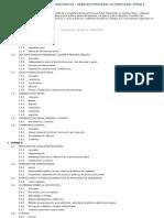 Ver Programa de Materia Der214 - Derecho Procesal III (Procesal Penal)