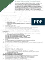 Ver Programa de Materia Der271 - Derecho Procesal IV (Procesal Público)