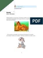 Bambi Ilustrado