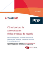 Business Process Automation ES