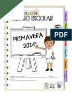 5° CUADERNO DE REPASO 2014