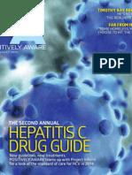 Second Annual Hepatitis C Drug Guide