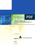 The Bitumen Industry - A Global Perspective - March 2011 Edition