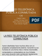 La Red Telefónica Pública Conmutada