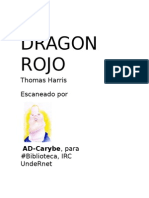 Harris, Thomas - Dragon Rojo