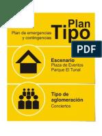 Plan Eventos
