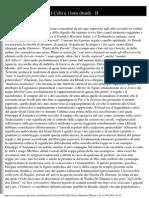 Rivista Il Reazionario I Celti E I Loro Druidi - II